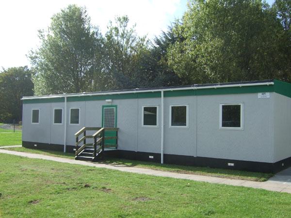 Modular Classroom Hire ~ Temporary classrooms modular classroom accommodation