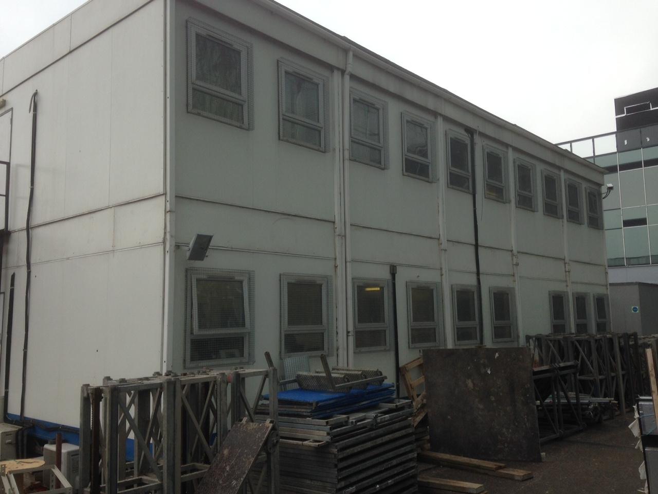 Modular Classroom Used : Used classrooms modular mobile